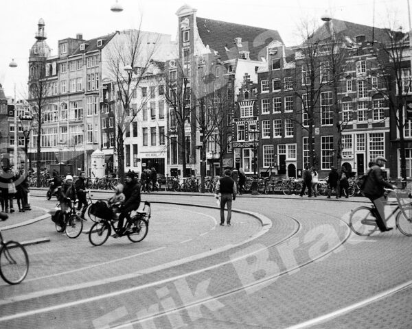 Spui, Shot with Canon A-1