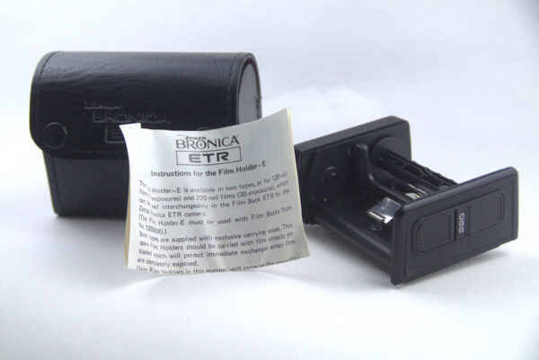 220 roll cartridge for Zenza Bronica ETRC