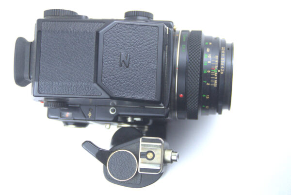 Zenza Bronica ETRC with Grip